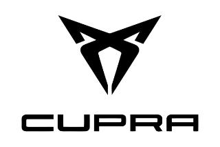 Logo CUPRA in schwarz