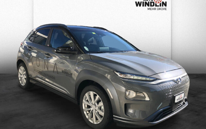 Hyundai Kona Electric Vertex 092038