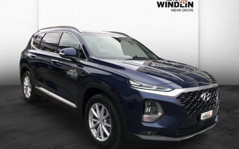 Hyundai Santa Fe 2.2 CRDi Vertex 7P 251058