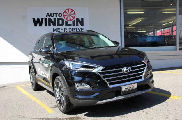 Hyundai Tucson 1.6TGDI Vertex 4WD 131433 schwarz (1)