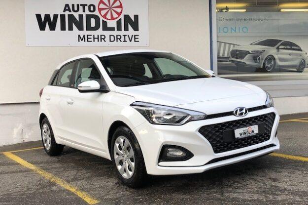 Hyundai i20 1.0 T-GDi Pica bei Auto Windlin