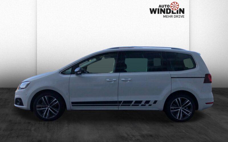 SEAT Alhambra 2.0 TDI 177 Sw. FR 4×4 DSG S/S