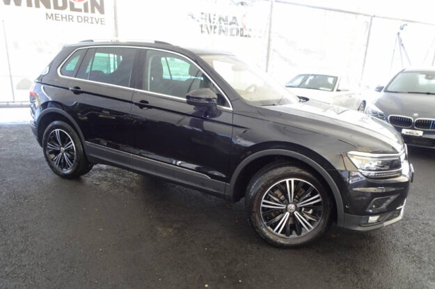 VW Tiguan 2.0 TSI Highline DSG 4Motion 868071 schwarz (3)